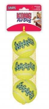 KONG SqueakAir Balls Medium-3 pack