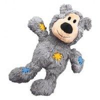 KONG Wild Knots Bear Small/Medium -Grey