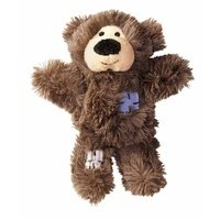 KONG Wild Knots Bear XSmall - Brown