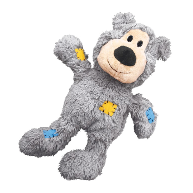 KONG Wild Knots Bear Med/Large Grey
