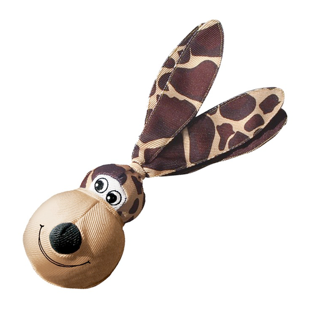 Kong Floppy Ear Wubba Giraffe - Large