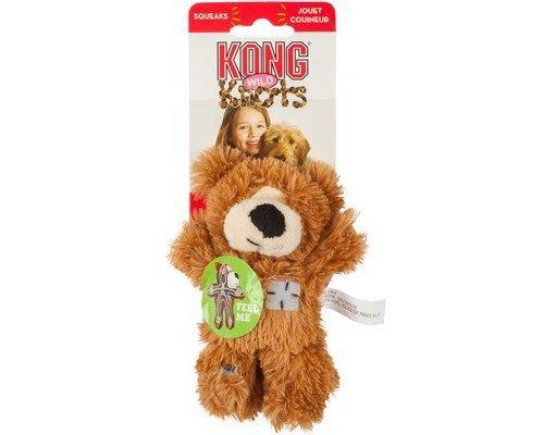 KONG Wild Knots Bear X-Small - Tan
