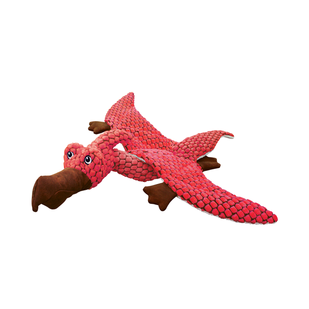 KONG Dynos Pterodactyl Coral Small