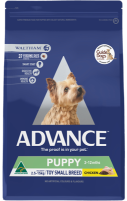 ADVANCE™ PUPPY PLUS GROWTH, SMALL BREED 3KG