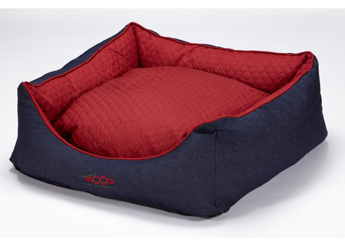 Jack's Bed - Polar Fleece - Denim Dog