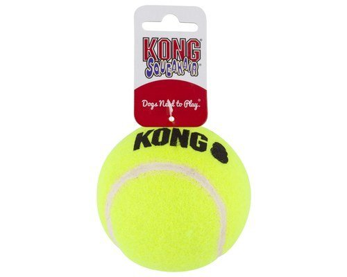 KONG Dog Air Dog Squeaker Ball_ Large
