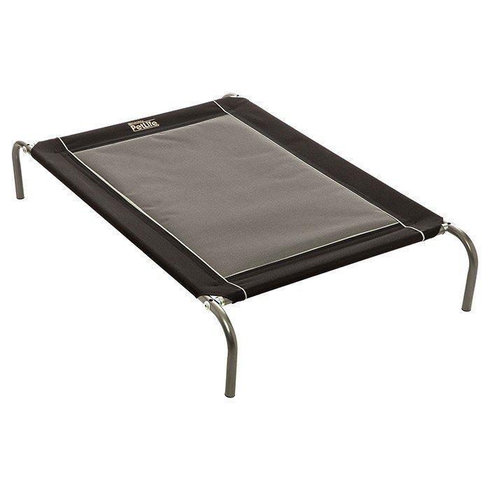 Alfresco Deluxe Black Bed
