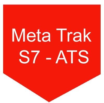 Meta Trak S7 ATS (Price Includes 1 Yr Subscription)