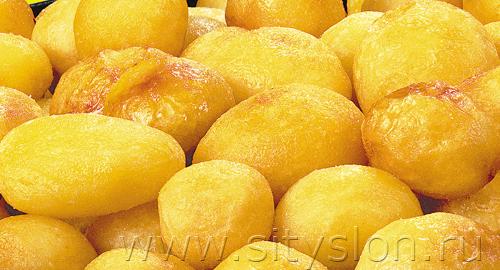 Картофель шарики Сытый слон(8кг)
