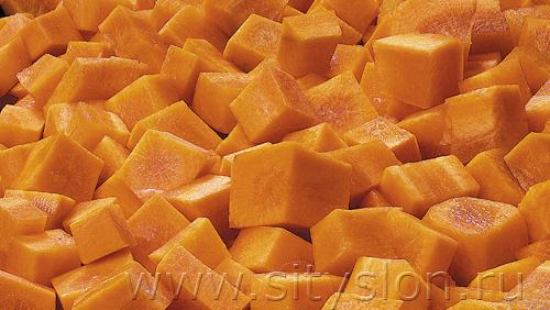 Морковь кубик, соломка  Покоторг (10кг)