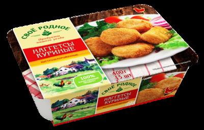 Наггетсы куриные 400 гр