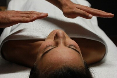 5 X Reiki Treatments 5% off