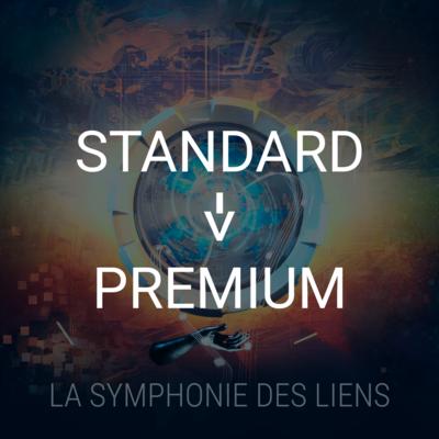 Abonnement - Mise à niveau Standard en Premium