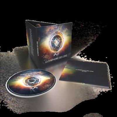 Symphonie des Liens - CD avec son livret