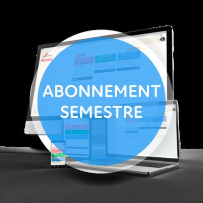 SOS Ricochet - Membre - abonnement semestriel (+ 20 points Ricochet offerts jusqu'au 15 mai)