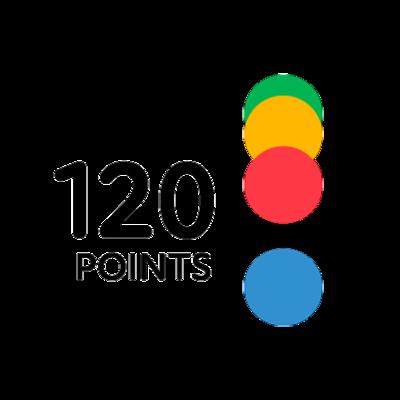 SOS Ricochet - Achat de 120 points (+ 30 points offerts jusqu'au 15 mai)