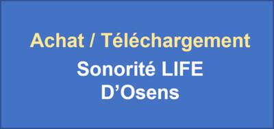 Sonorité LIFE (2 titres) - Achat téléchargement