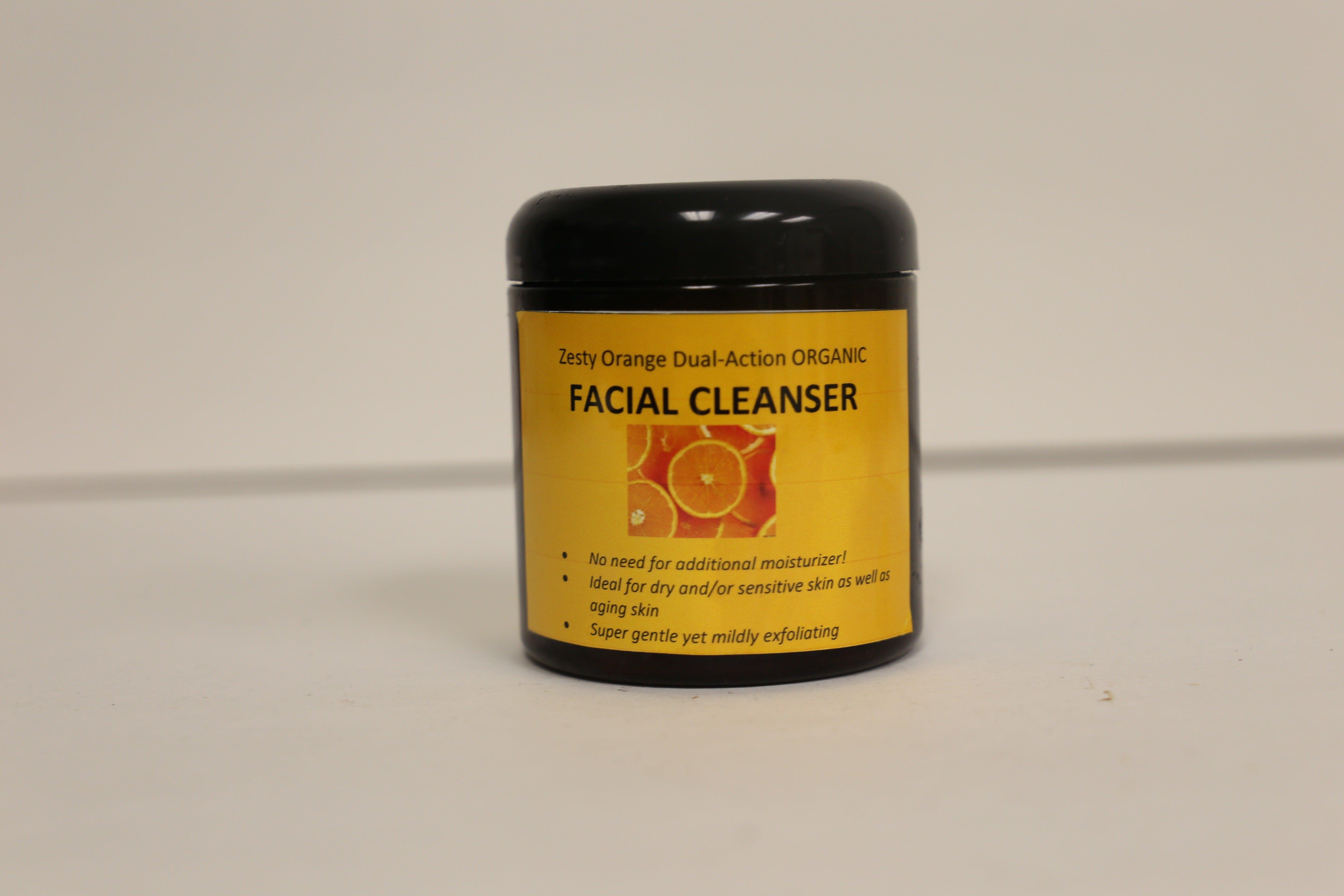 Organic Facial Cleanser 00057