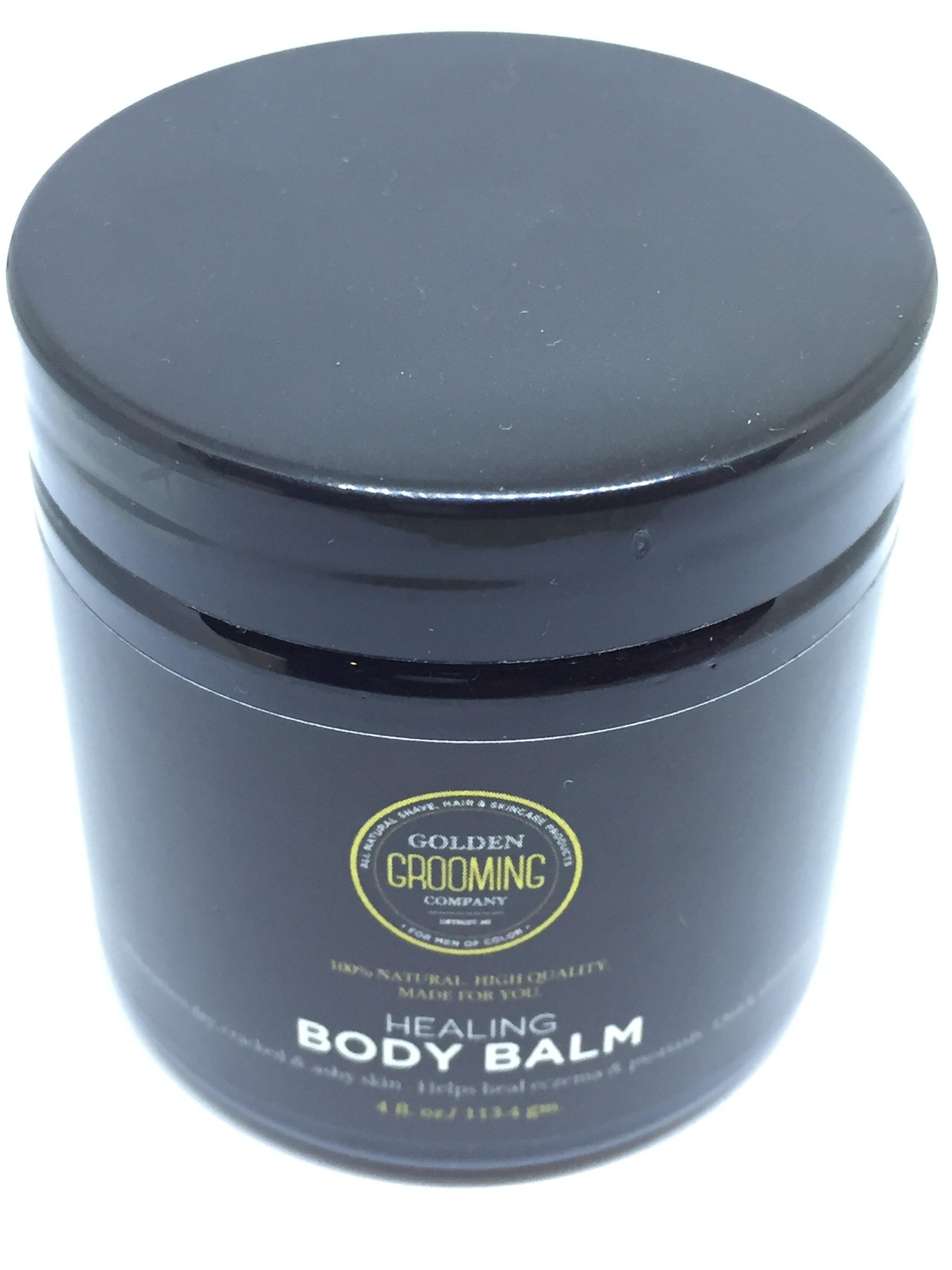 Golden Grooming Body Balm 00067