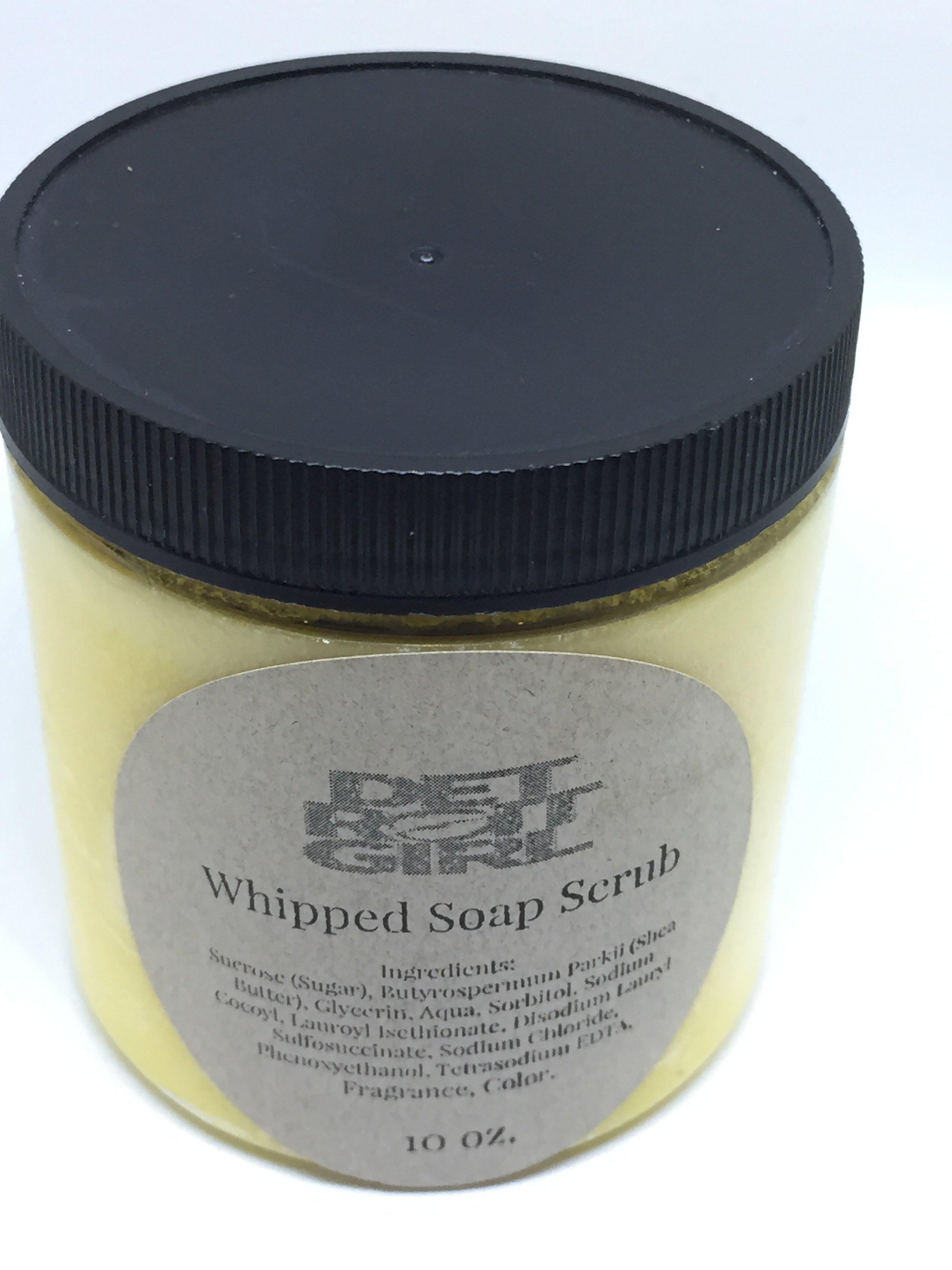 Detroit Girl Whipped Soap Scrub 00071