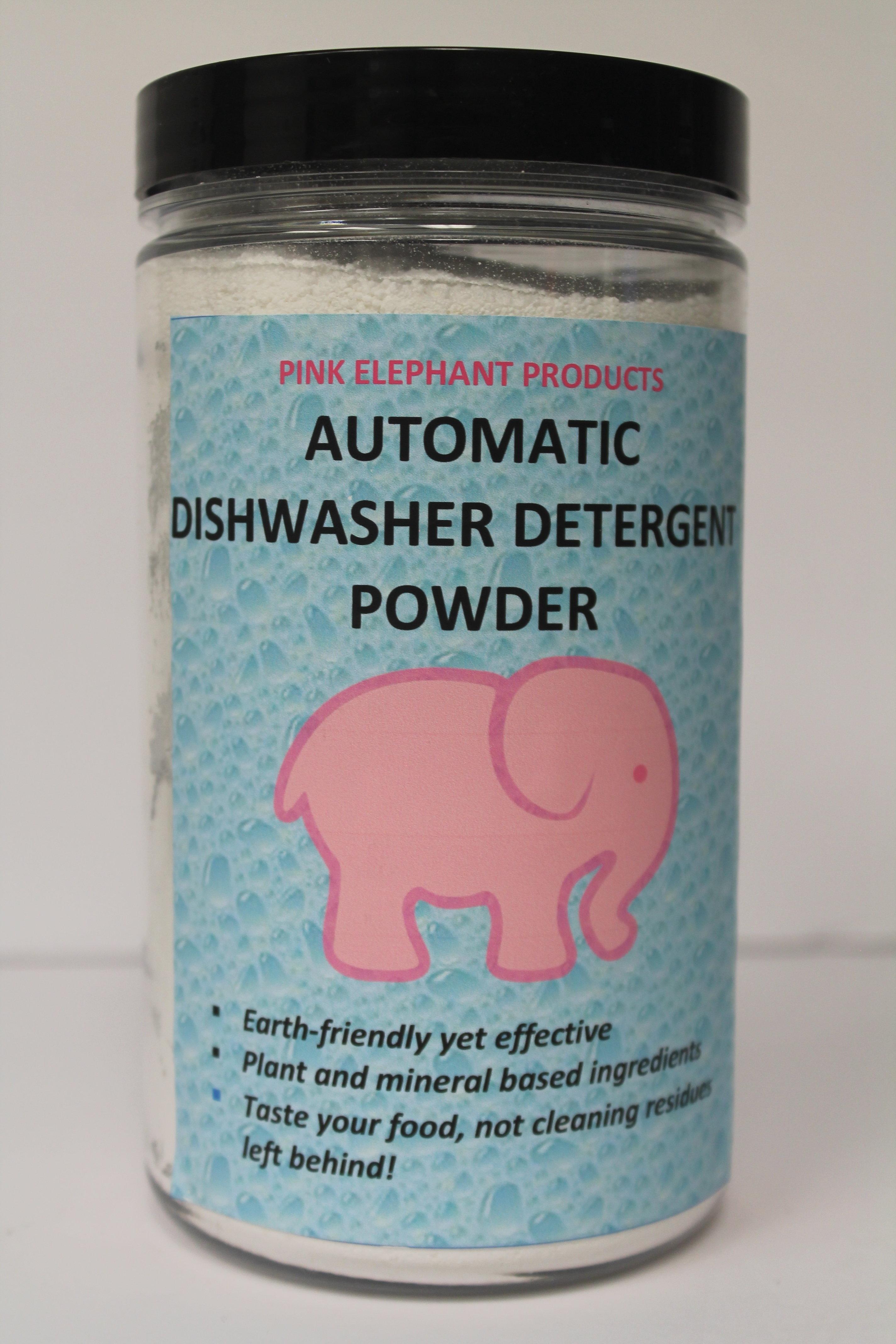 Pink Elephant Automatic Dishwasher Powder 00197