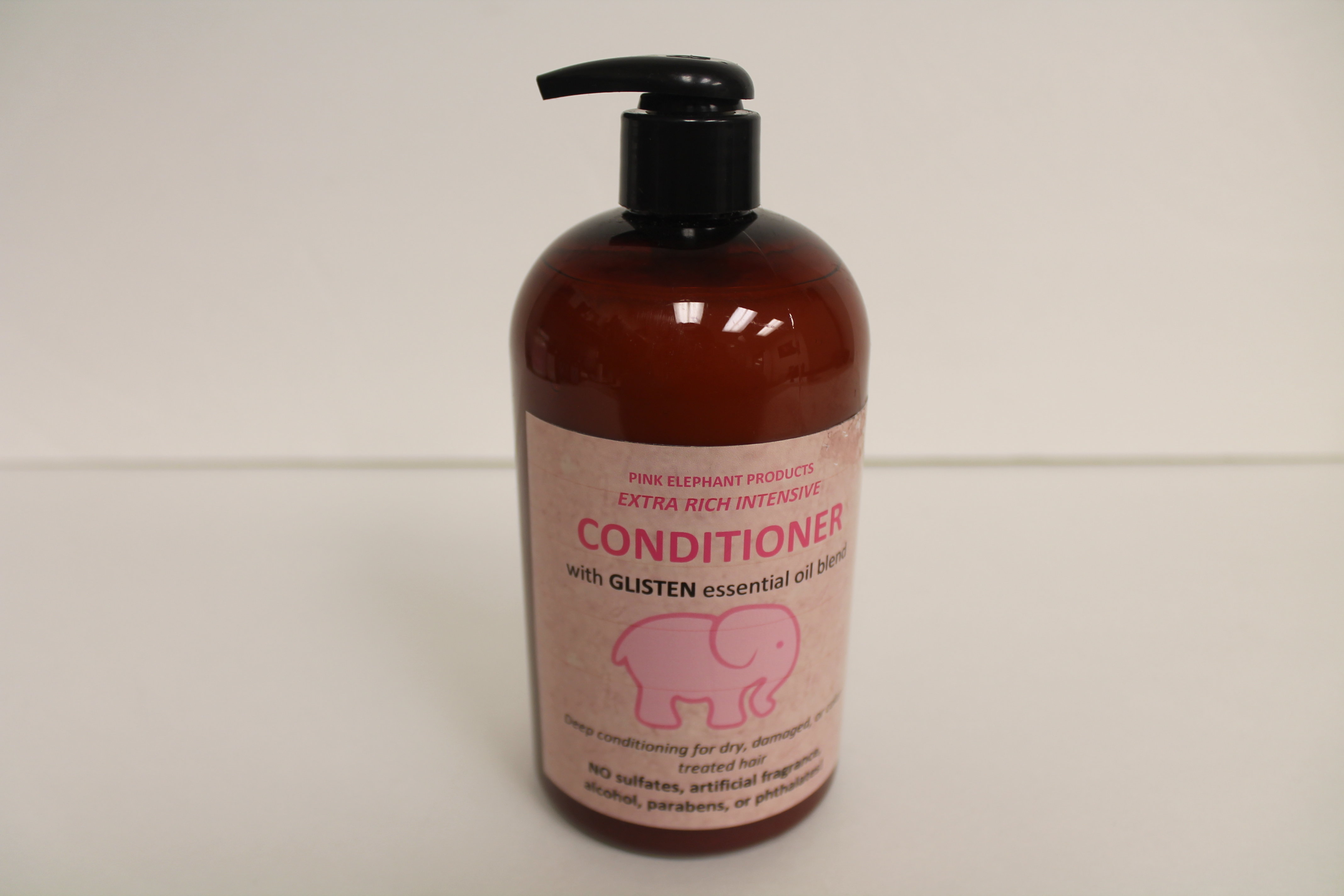 Pink Elephant Conditioner with Glisten essential oil blend 00202