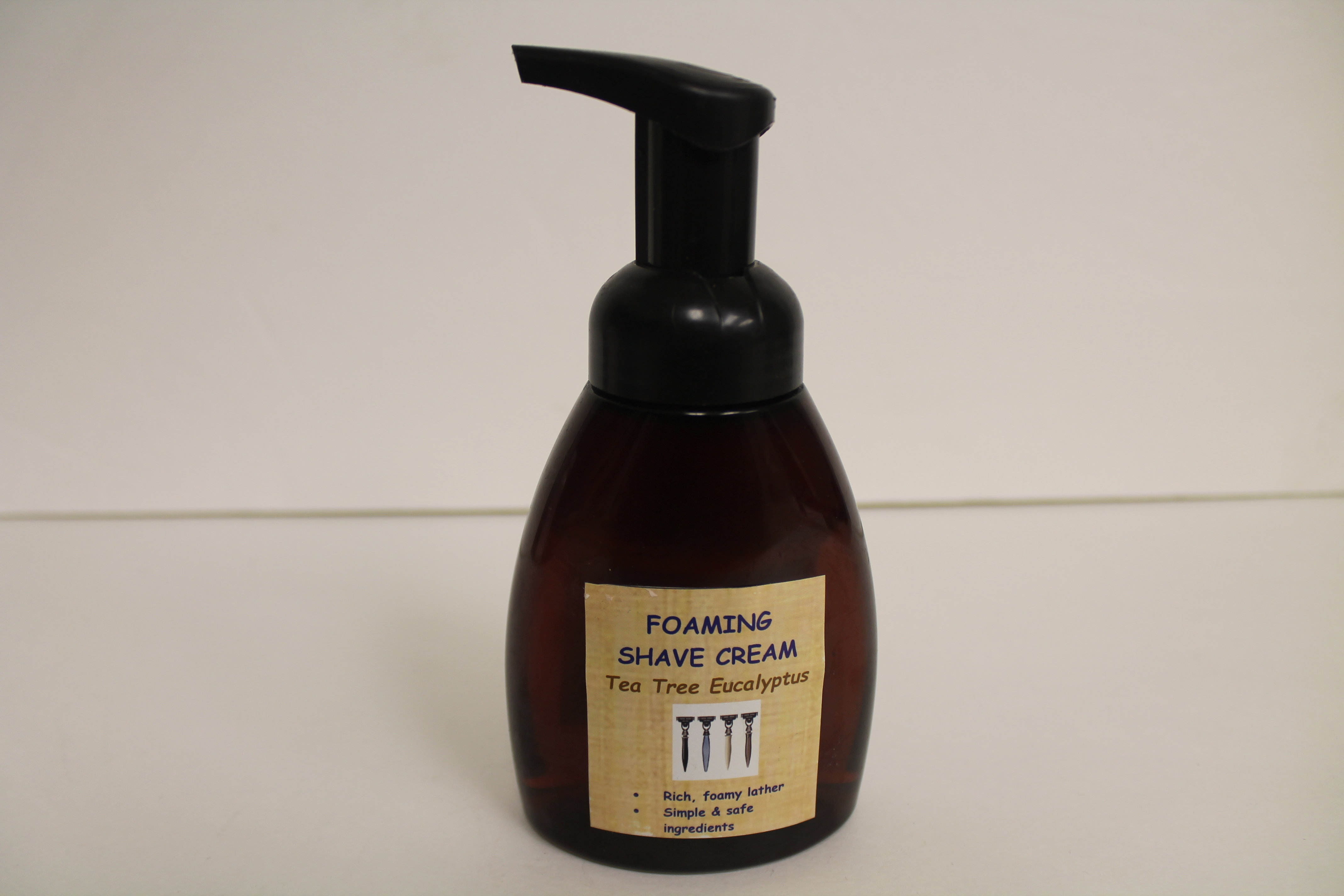 Pink Elephant Foaming Shave Cream 00207