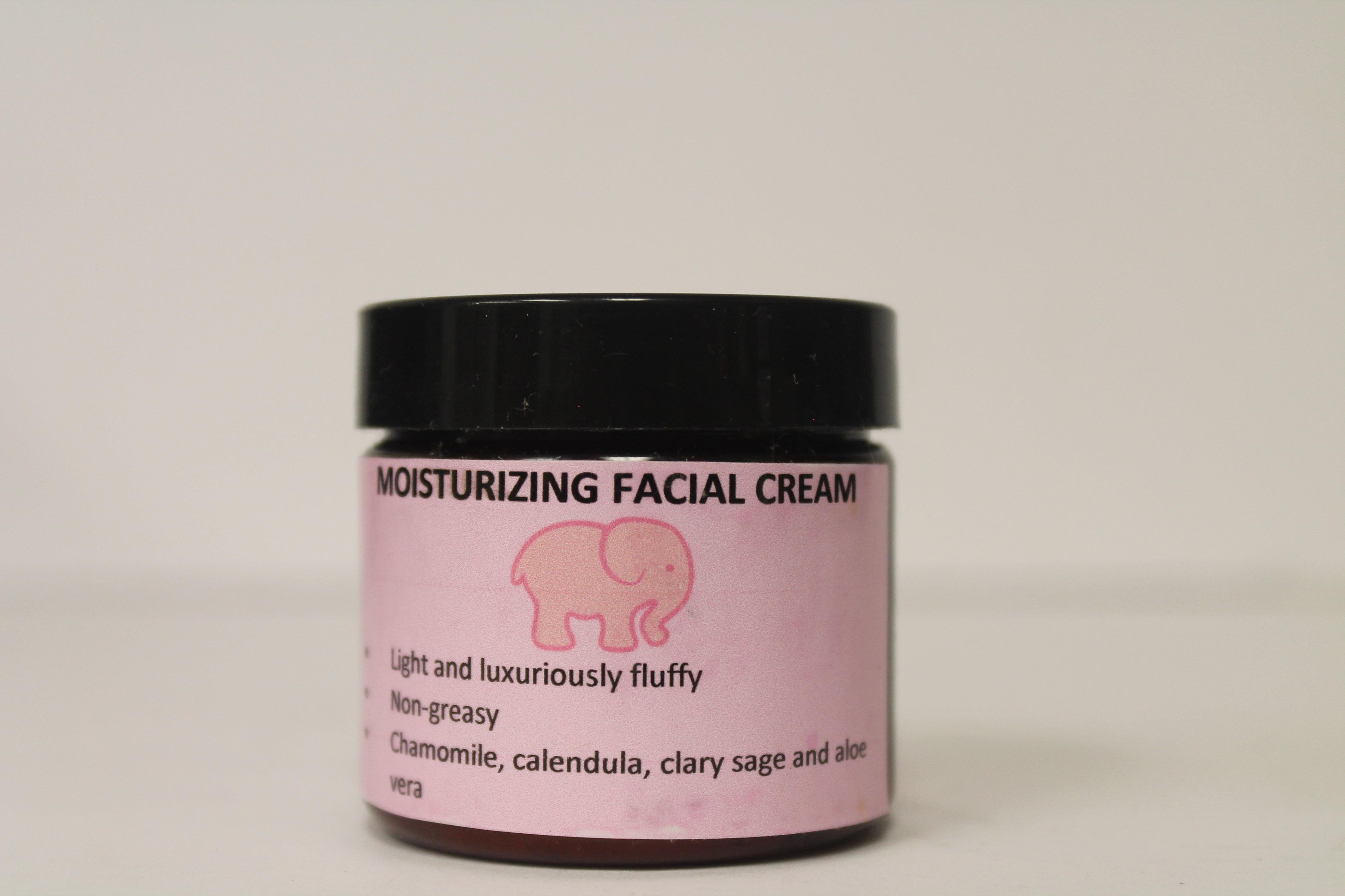 Pink Elephant Moisturizing Facial Cream 00223