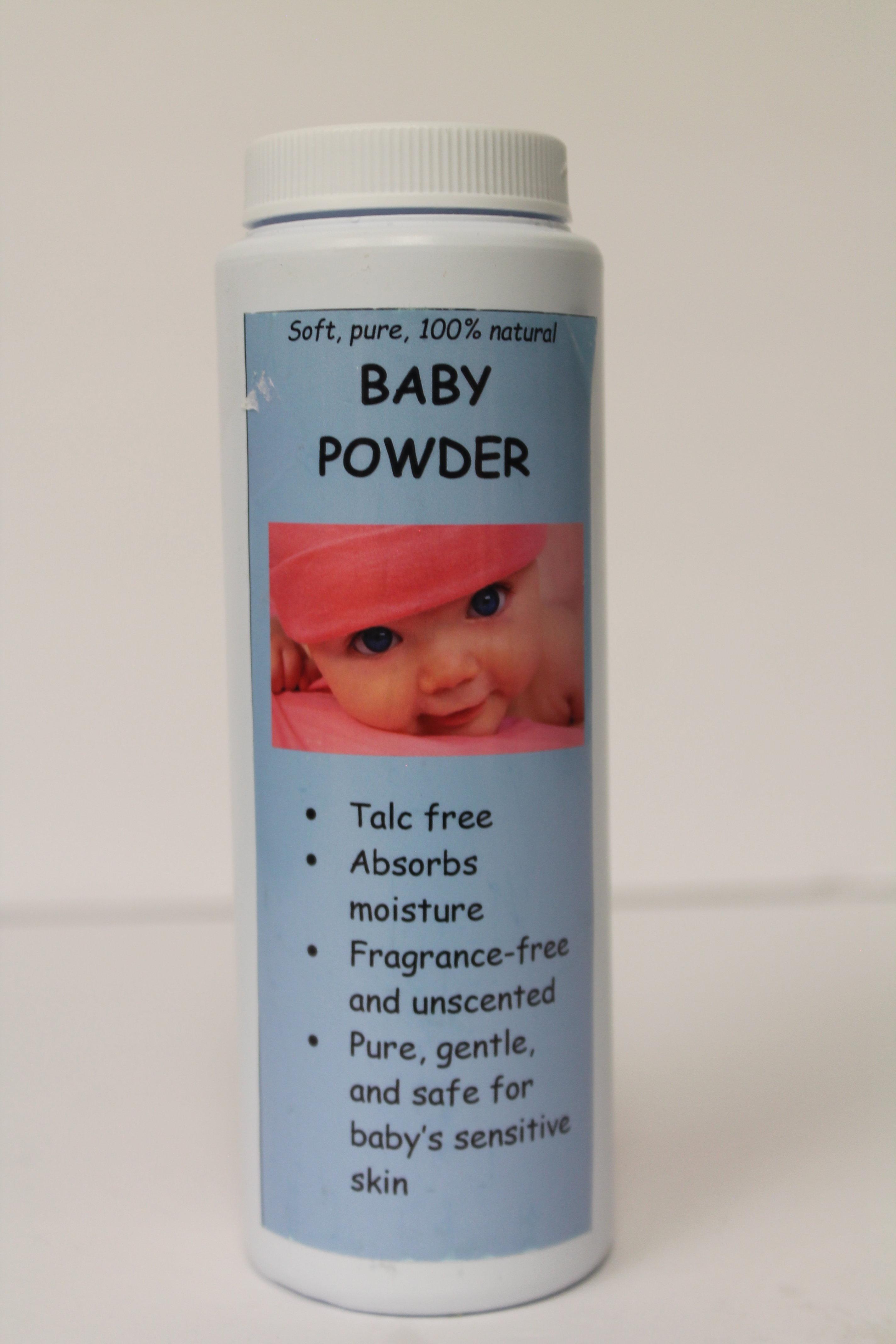 Pink Elephant Baby Powder 00224