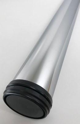 Krominen pöydänjalka 82cm - 4 KPL paketti