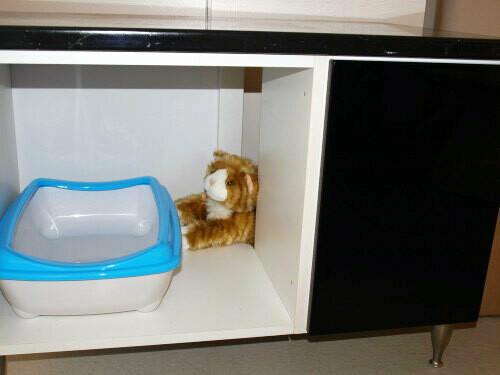 Kissan WC-kaappi