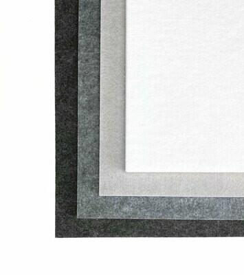 Akustiikkalevy - Monta väriä 600 x 1100 mm