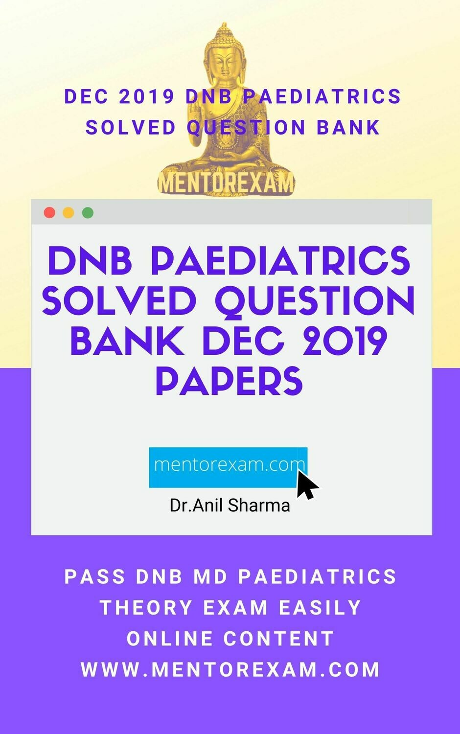 DNB Paediatrics Solved Question papers december 2019