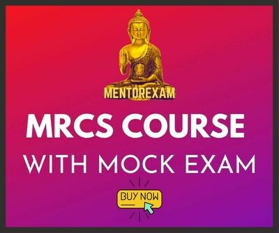 MRCS Course with mock exams