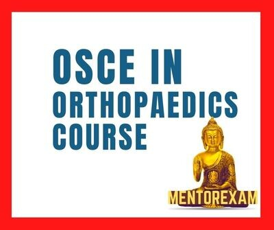 OSCE in Orthopaedics for DNB Practical exam