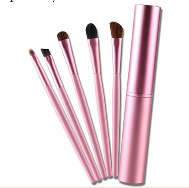 Eyeshadow brush set (lip brush& brow brush)