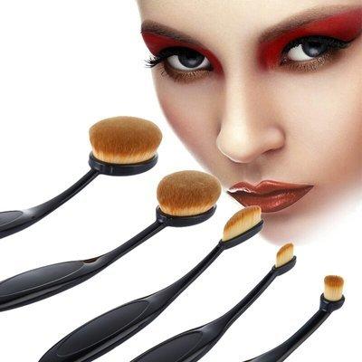 ARTIS - 5 piece makeup brush set (dupe)