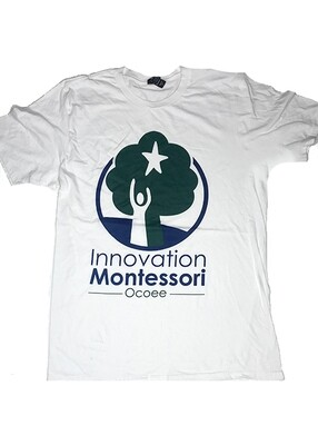 White IMO T-Shirt