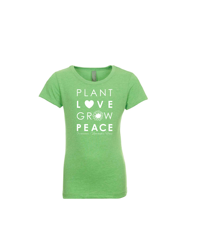 Green PLGP Fitted T-Shirt