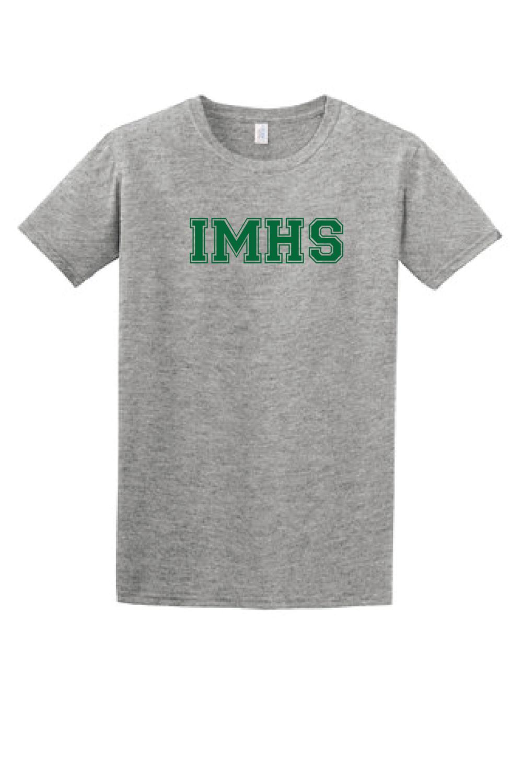 IMHS Shirt Gray