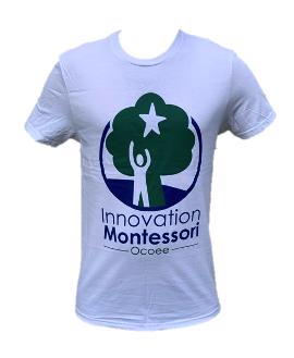 White IMO Unisex T-Shirt