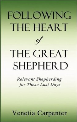 Following the Heart of the Great Shepherd (Paperback)