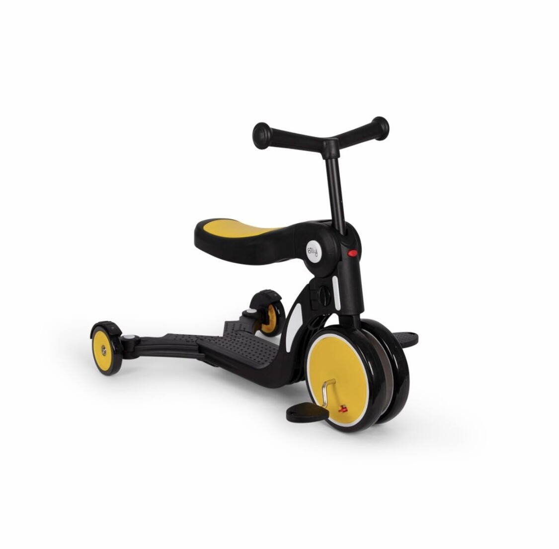 Billy 5en1 Scooter & Vélo Draisienne Évolutif Pour Enfants