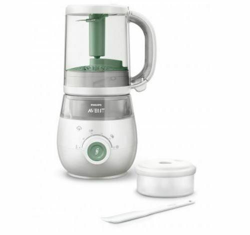 Robot cuiseur mixeur Philips 4 en 1 pour bébé