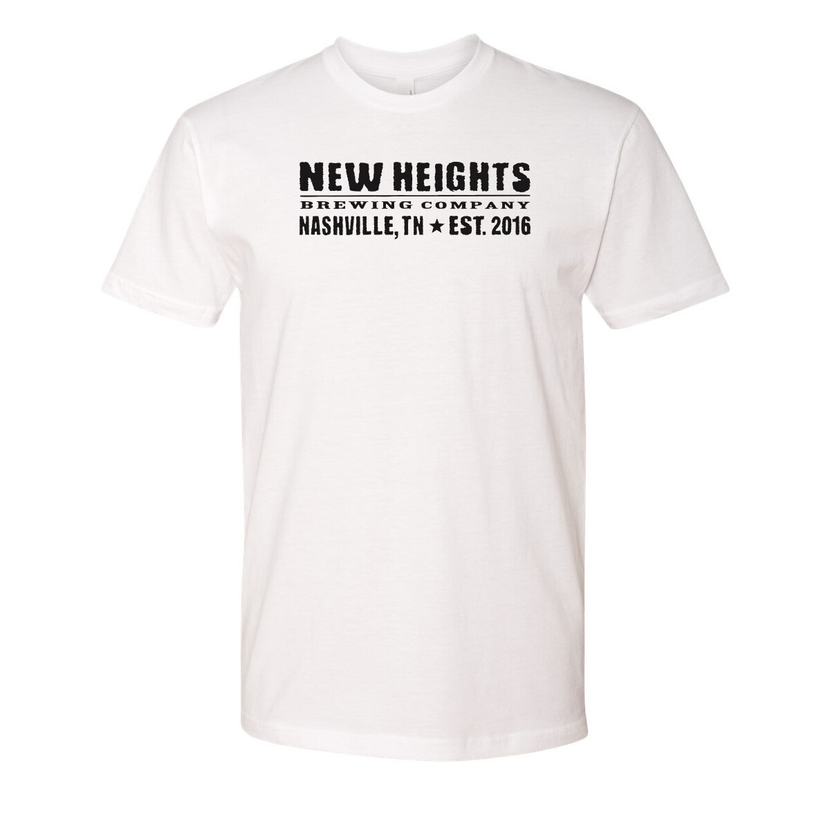 New Heights Logo T (in white)