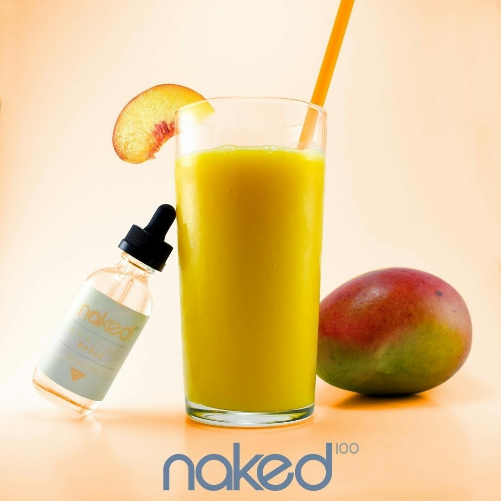 Naked 100 Amazing Mango