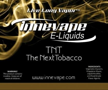 Innevape TNT The Next Tobacco