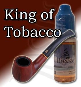 Breeze King of Tobacco - 0 mg