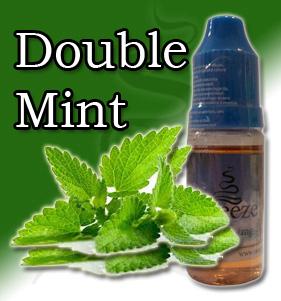 Breeze Double Mint - 0 mg