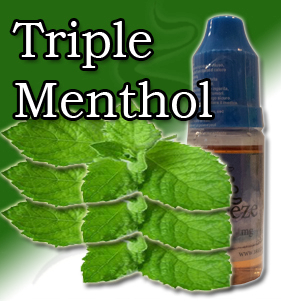 Breeze Triple Menthol - 12 mg